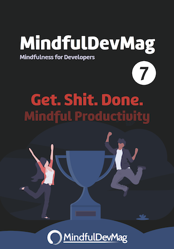 MindfulDevMag Cover Issue #7