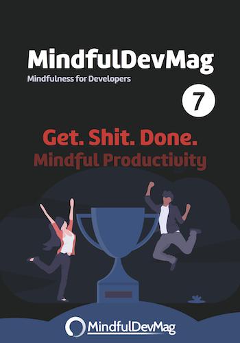 MindfulDevMag Cover Issue #7