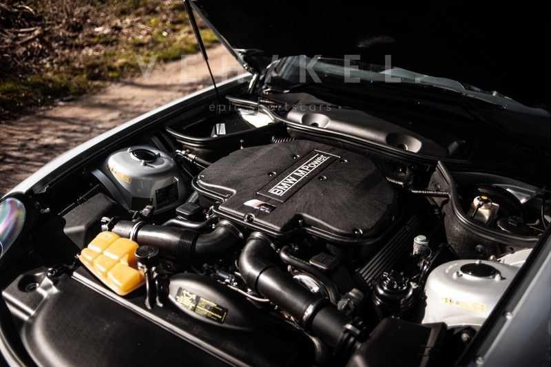 BMW Z8 5.0 // Hardtop // Titansilber afbeelding 13