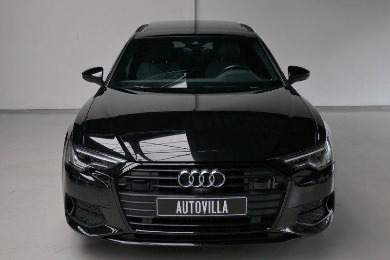 Audi A6 Avant 40 TDI Sport Pro Line S Black edition afbeelding 2