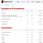 Raspberry Pi Forums