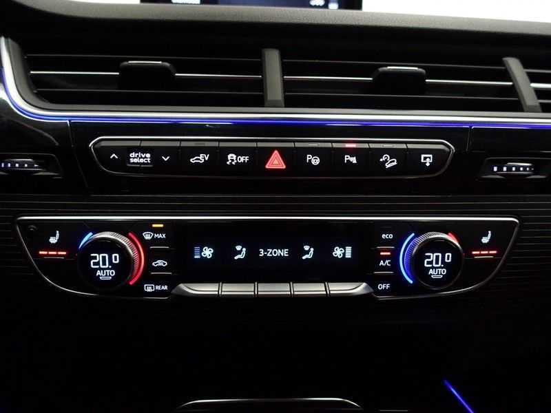 Audi Q7 3.0 TDI e-tron 374pk Quattro S-Line Autom- Bose, Virtual Cockpit, 360 Camera, Park Assist, Leer afbeelding 20