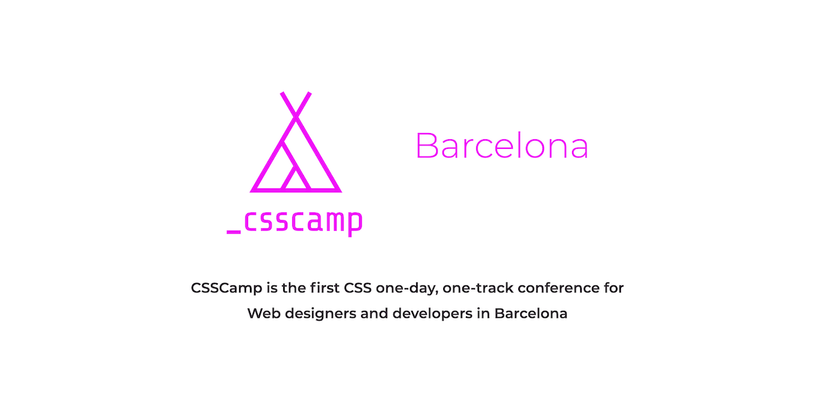 CSSCamp Barcelona