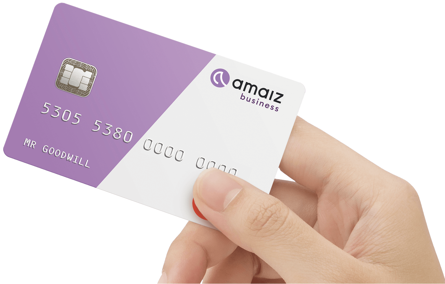 Amaiz Business Card