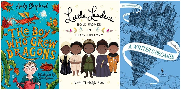 The Boy Who Grew Dragons, Little Leaders: Bold Women in Black History, A Winter's Promise