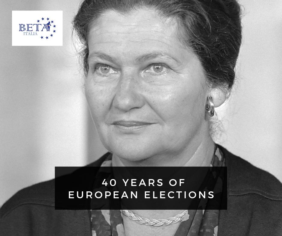 40 years of European elections - Simone Veil
