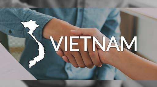 Working in Vietnam