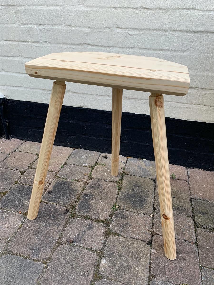 pegged-mortise-stool-outside