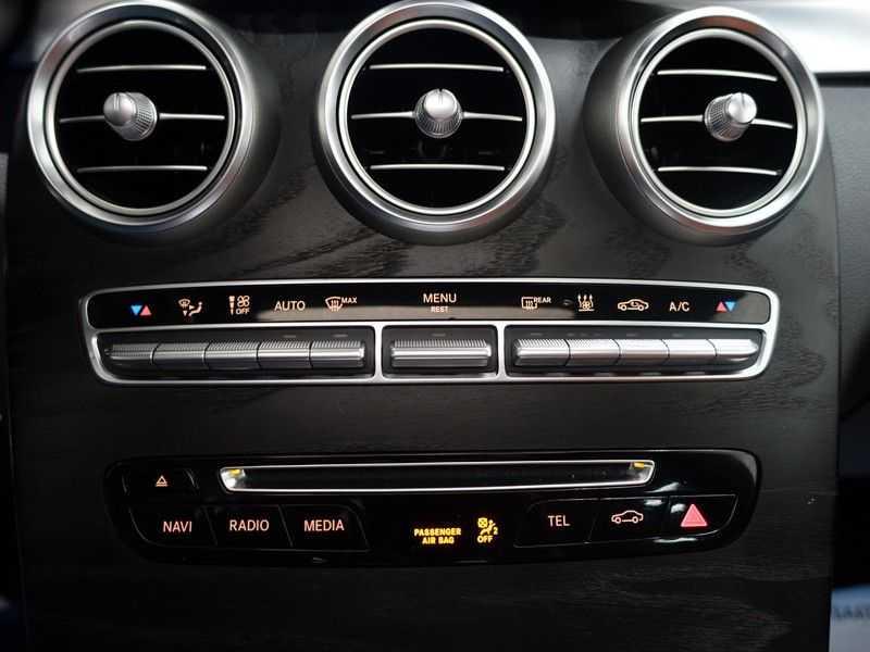 Mercedes-Benz GLC 250D 4MATIC 240PKpk 9G-Tronic AMG Edition- Panodak, Burmester, Leer afbeelding 18