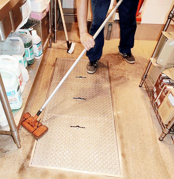 新東京サービス|厨房清掃例
