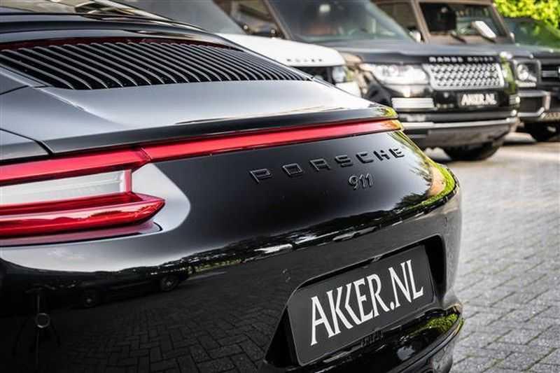 Porsche 911 TARGA 4 SPORT CHRONO+CAMERA+AKRAPOVIC afbeelding 17