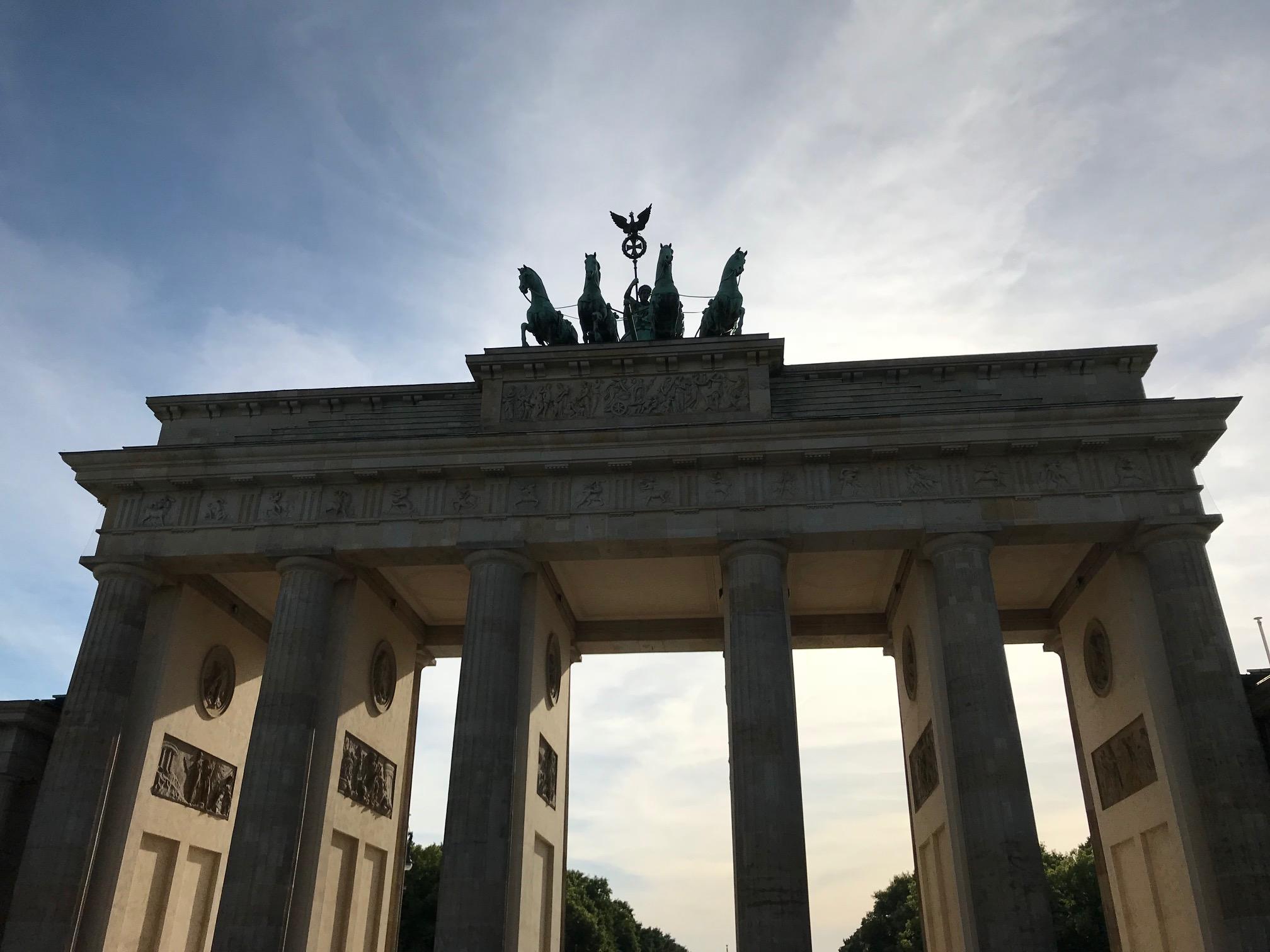 Berlin besuchen