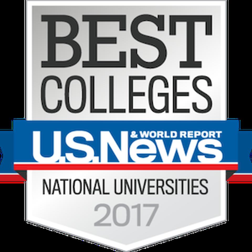 U.S. News & World Report's 2017 logo