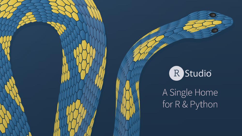 RStudio: A Single Home for R & Python