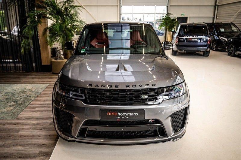 Land Rover Range Rover Sport P575 SVR | Panorama | Stoelkoeling | HUD | Carbon afbeelding 24