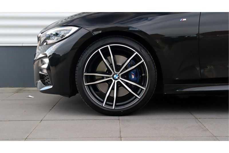 BMW 3 Serie 330i High Executive M-Sport Leder, Schuifdak, Harman/Kardon afbeelding 14