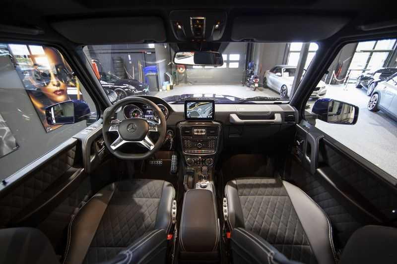 Mercedes-Benz G-Klasse 500 4x4² Designo, Carbon The Beast! afbeelding 12