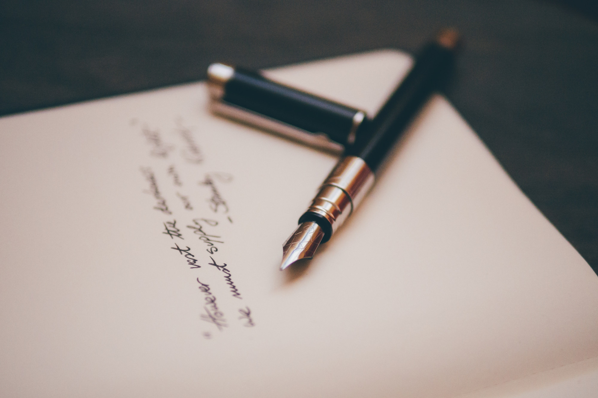 Writer's journey