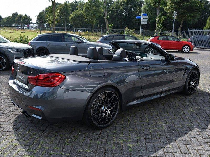 BMW M4 Cabrio Competition DCT 450pk HUD H/K DAB Adaptive-LED Memory 20inch afbeelding 6