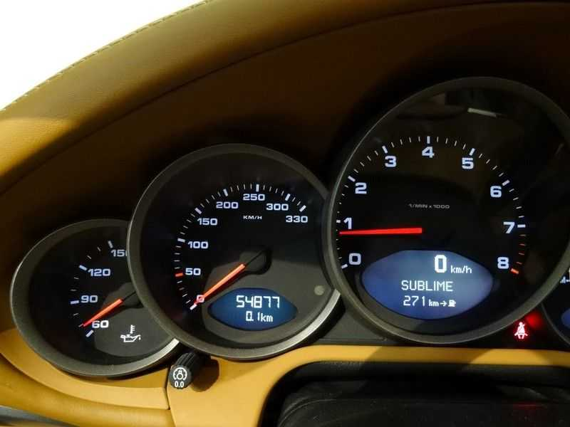 Porsche 911 [997] 3.6 Carrera 4 Tiptr Automaat, Schuifdak, Xenon, Full, orig 54 dkm afbeelding 5