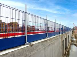Edge Protection Barrier System