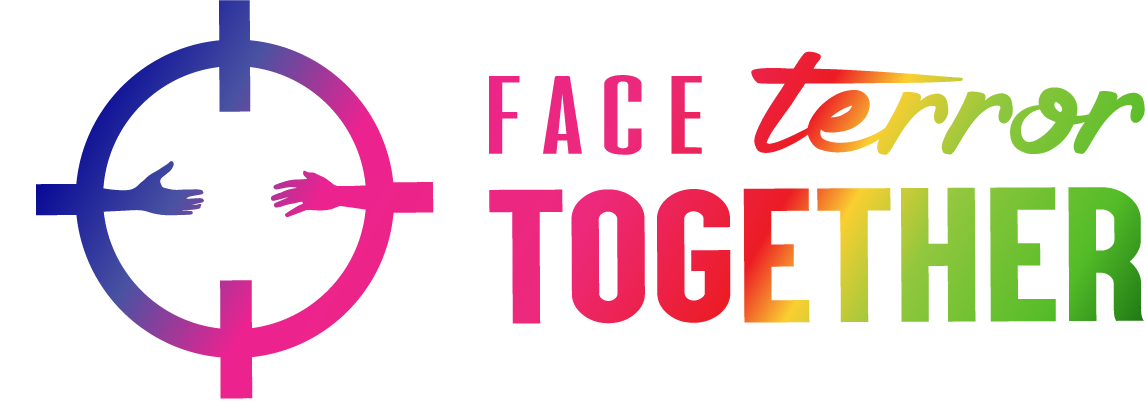 Face Terror Together Modal Logo