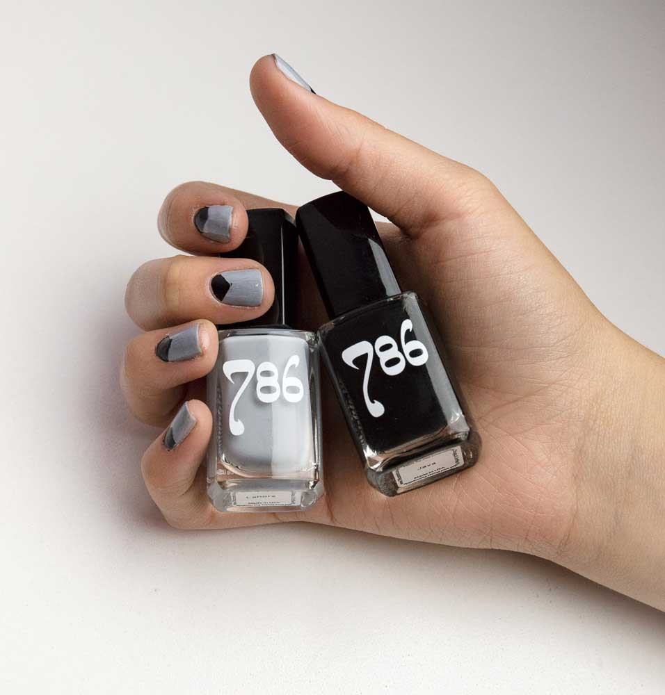 786 Cosmetics vegan nail polish