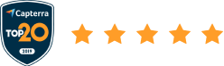 Capterra stars