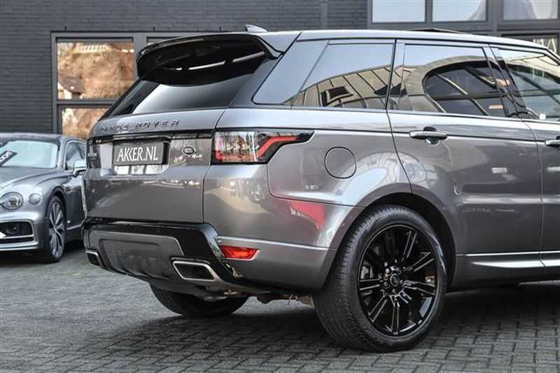 Land Rover Range Rover Sport P400e HSE DYNAMIC PANO.DAK+ST.KOELING+21INCH afbeelding 18