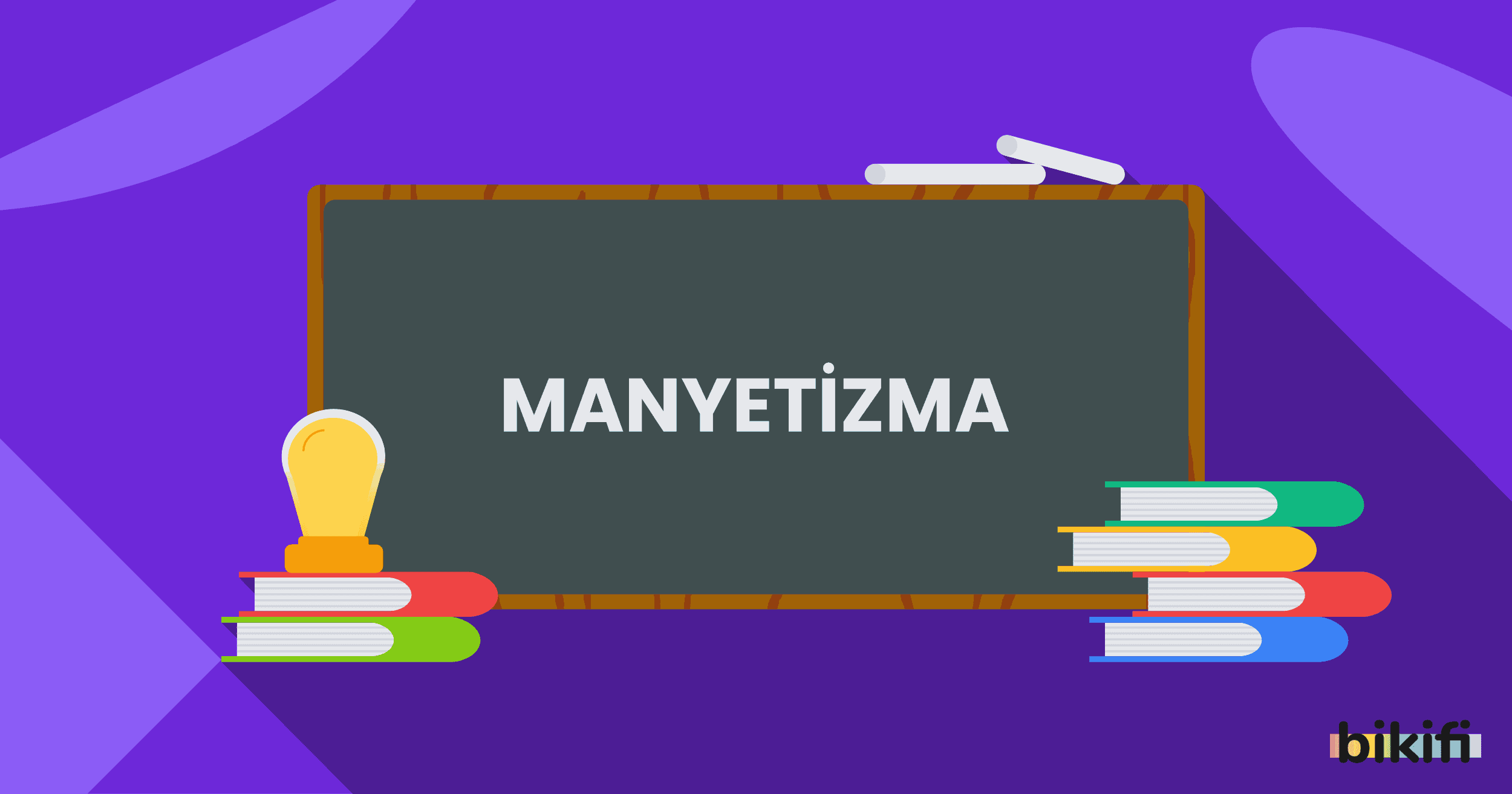 Manyetizma