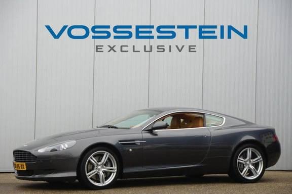 Aston Martin DB9 5.9 V12 Touchtronic 2e Eigenaar / 45dkm NAP / orig. NL-Auto / Dealer onderhouden