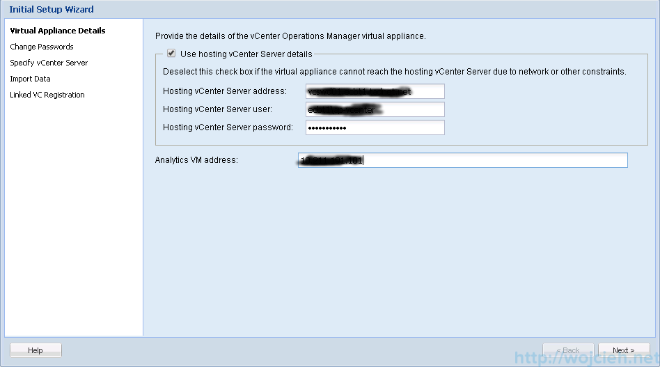 Mware vRealize Operations Manager - Configuration 3