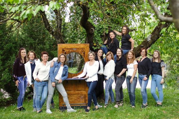 Foto unseres Teams
