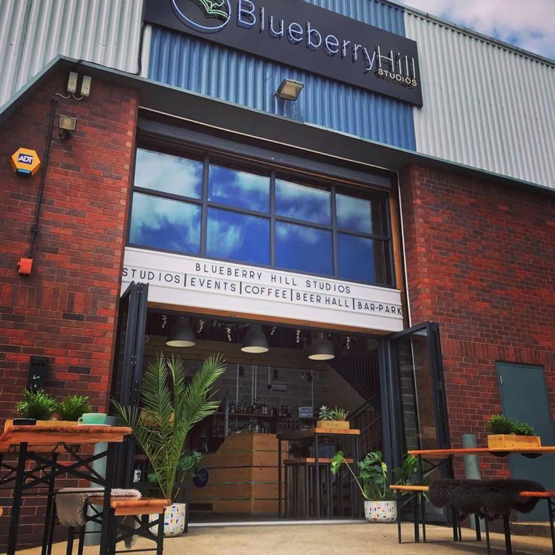 Blueberry Hill Studio