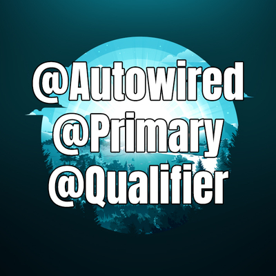 「Spring Boot #2」 @Autowired - @Primary - @Qualifier