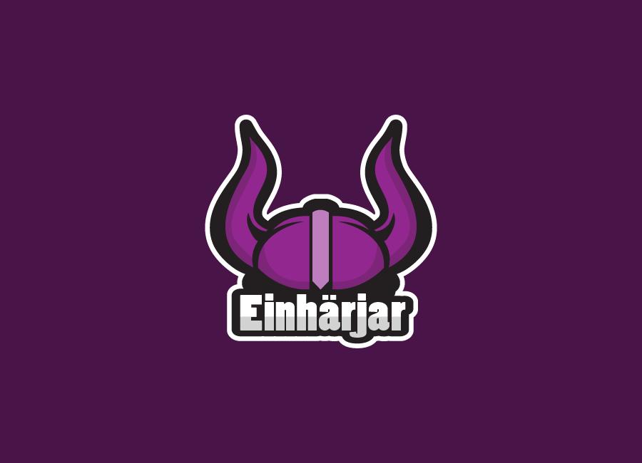 Einhärjar team logo