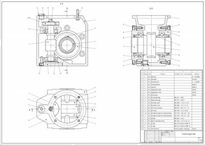 Manufacturing diagram code