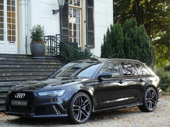 Audi RS6 Avant 4.0 TFSI Quattro, Akrapovic