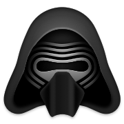 Kylo Ren emoji