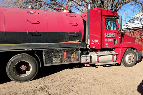 Septic Tank Pumping Fort Collins