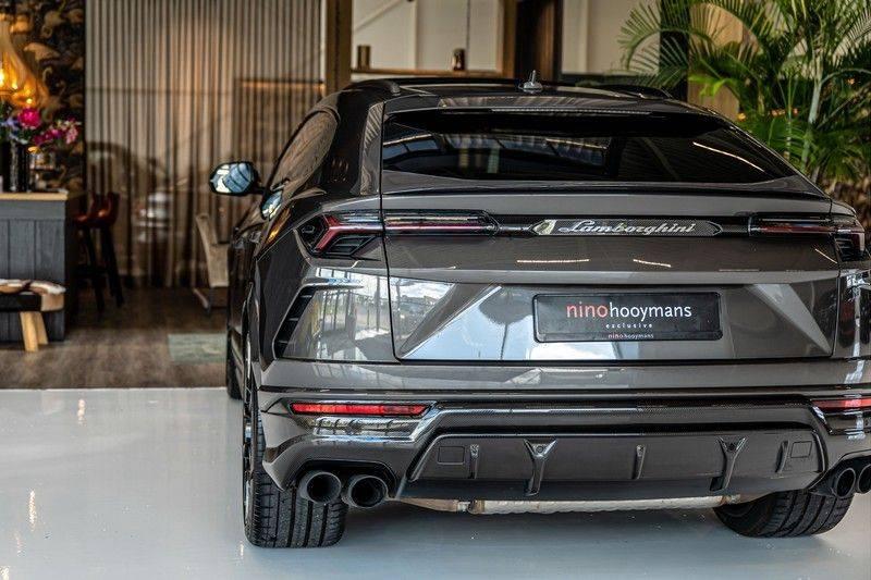 Lamborghini Urus 4.0 V8   Carbon interieur   Carbon exterieur   B&O 3D   Head-Up Display   Panorama   Massage   Ventilatie afbeelding 6