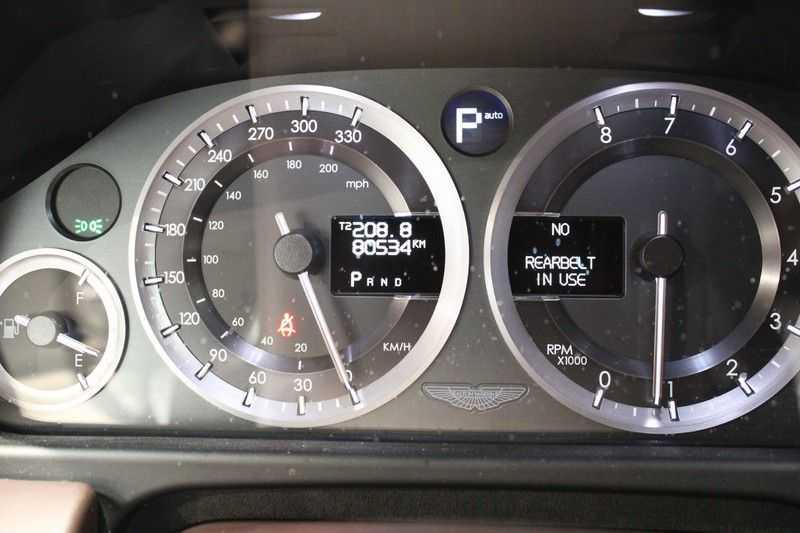 Aston Martin Rapide 6.0 V12 afbeelding 12
