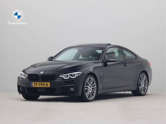 BMW 4 Serie Coupé 440i High Executive M-Sport