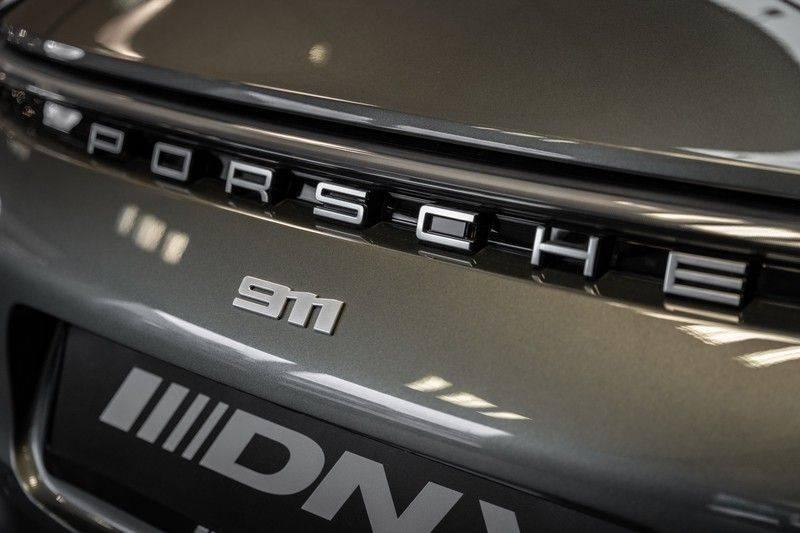 Porsche 911 992 4S Cabrio Unieke Kleurstelling Sport Design Pakket Matrix Carbon 3.0 Carrera 4 S afbeelding 17