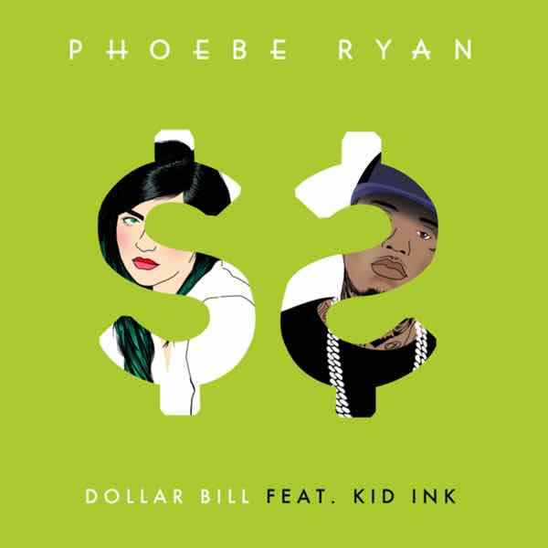 album art for Dollar Bill by Phoebe Ryan