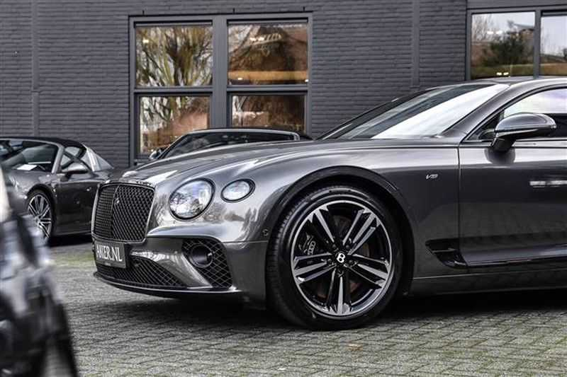 Bentley Continental GT V8 MULLINER+MASSAGE+B&O+BLACKLINE NP.322K afbeelding 4