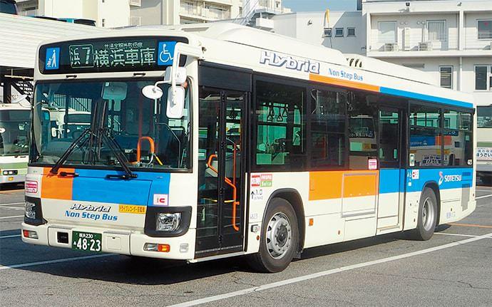 相鉄 バス ナビ