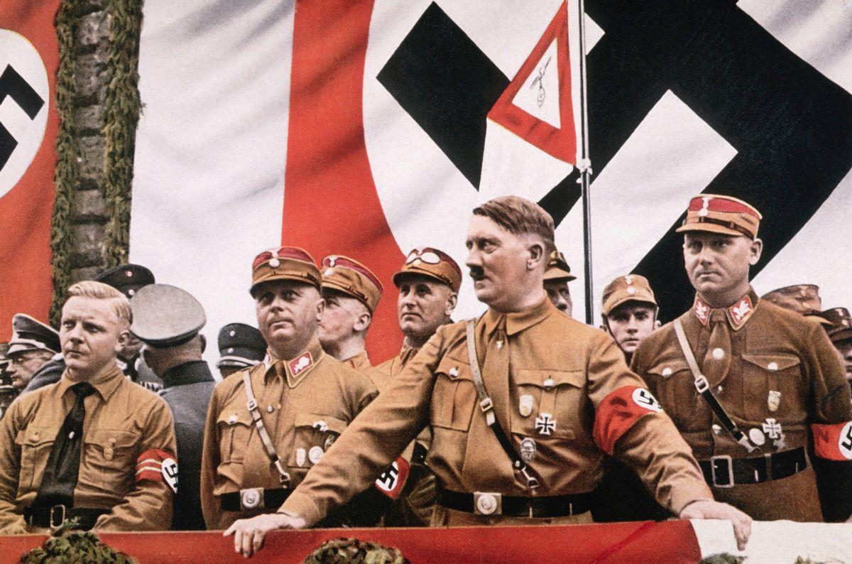 Адольф Гитлер. Фото: gettysburgmuseumofhistory.com