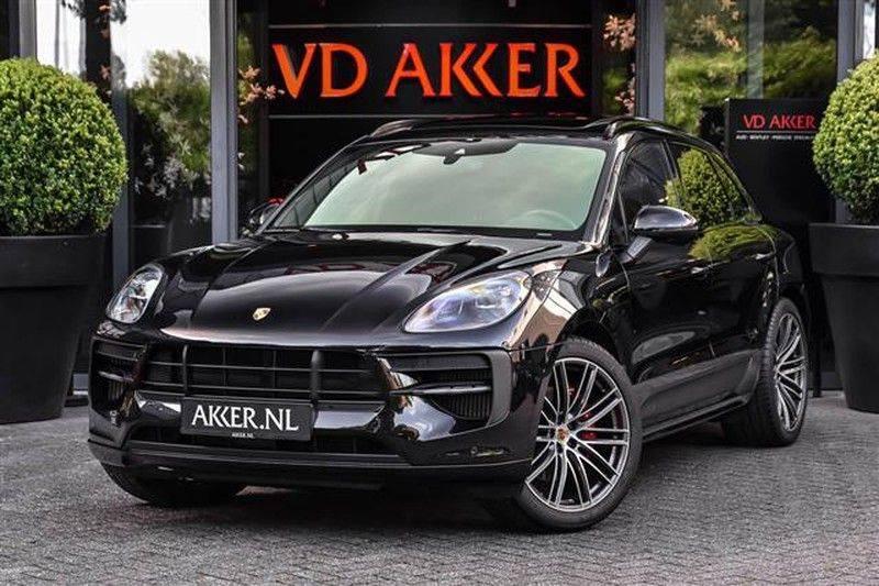 Porsche Macan GTS LUCHTV.+PANO.DAK+BOSE+SPORTCHRONO NP.150K afbeelding 1