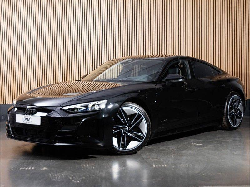 "Audi e-tron GT PRIJS IN. BTW, B&O,21"",LASER,SPORSTOELEN afbeelding 1"